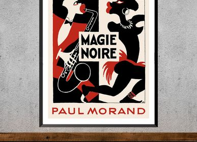 Poster - POSTER MAGIE NOIRE AVAILABLE IN 2 FORMATS - BILLPOSTERS