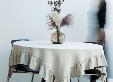 Table cloths - gentle tablecloth - LINOO