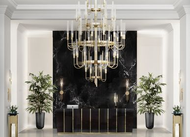 Mobilier et rangements - Gala Chandelier  - COVET HOUSE