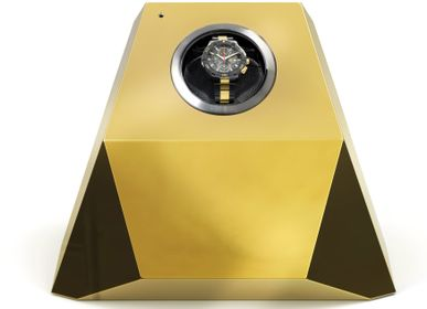 Unique pieces - DIAMOND GOLD Watchwinder - BOCA DO LOBO