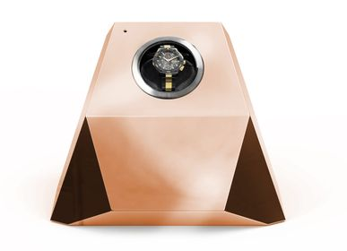 Unique pieces - DIAMOND COPPER Watchwinder - BOCA DO LOBO