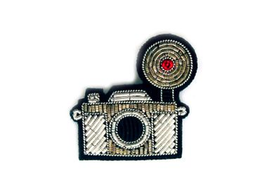 Apparel - Brooch - Camera - MACON & LESQUOY