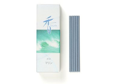Home fragrances - Xiang Do Marine #58 (20 sticks)  - SHOYEIDO INCENSE CO.