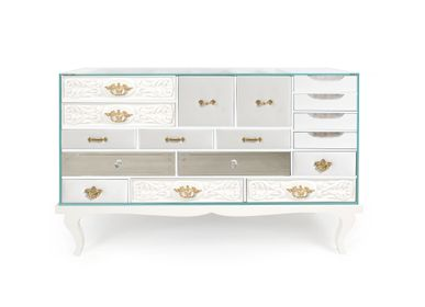 Sideboards - SOHO WHITE Sideboard - BOCA DO LOBO