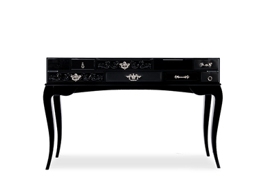 Tables consoles - Table console YORK NOIR - BOCA DO LOBO