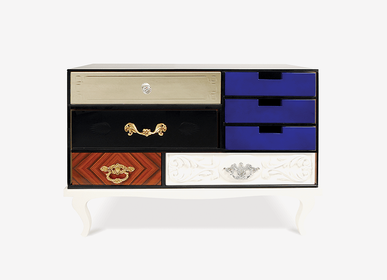 Night tables - SOHO STANDARD Nightstand - BOCA DO LOBO