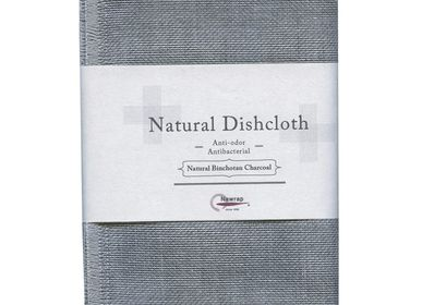 Table linen - Natural Dishcloths - NAWRAP