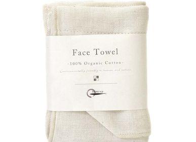 Autres linges de bain - Serviettes pour le visage bio - NAWRAP
