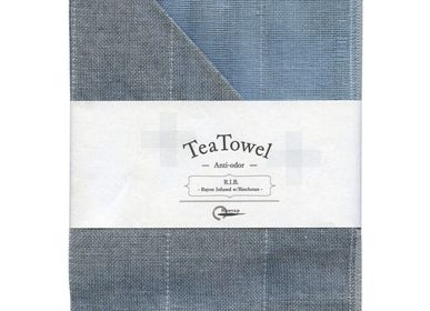 Table linen - R.I.B. (Rayon-infused Binchotan) Tea Towels - NAWRAP