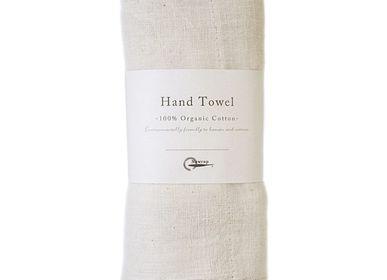 Fabrics - Organic Hand Towels - NAWRAP