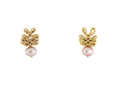 Bijoux - Boucles d'oreilles percées - DOMYO
