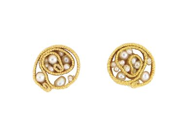 Jewelry - Pierced Earrings - DOMYO