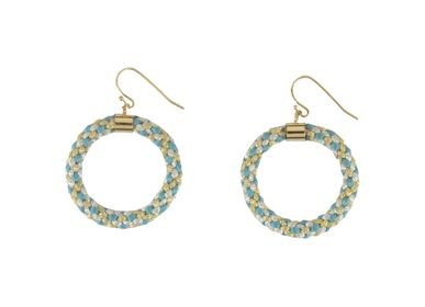 Jewelry - Hoop Type Pierced Earrings - DOMYO