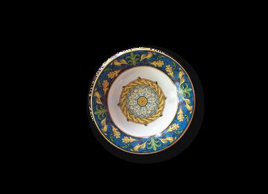 Céramique - Assiette Soupe Sicile - CERAMICHE NOI