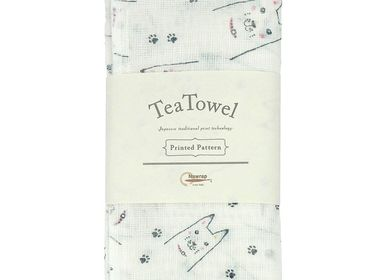 Dish towels - Printed Tea Towels - NAWRAP