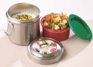 Children's mealtime - VACUUM STAINLESS LUNCH BOX - THE SKATER CO.,LTD.