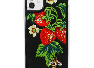 Clutches - Case for iPhone STRAWBERRY HONEY - ZERO GRAVITY
