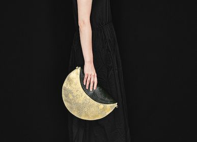 Clutches - PLANETARIO Moon Clutch bag - TRINUS