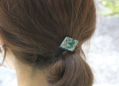 Hair accessories - YOUHEN【Yohen Kiln Effects】Hair ties - NANAYOSHA