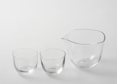 Verres - Sake-set Brume - KIMOTO GLASS TOKYO
