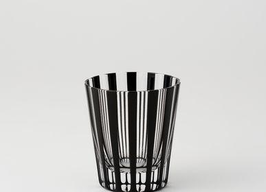 Verres - KUROCO STRIPE Old fashioned glass - KIMOTO GLASS TOKYO