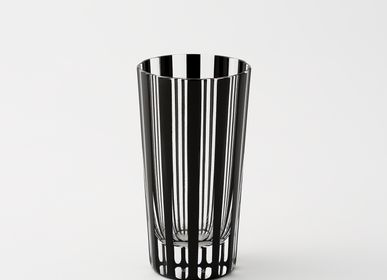 Verres - Gobelet à rayures KUROCO - KIMOTO GLASS TOKYO