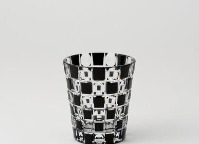 Glass - KUROCO TAMAICHIMATSU Old fashioned glass - KIMOTO GLASS TOKYO