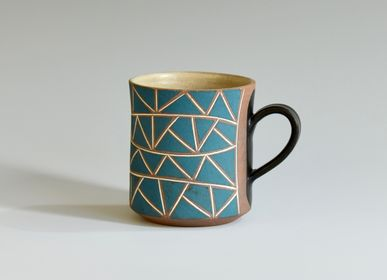 Mugs - YouLA original Mug by Tamba pottery - YOULA SELECTION