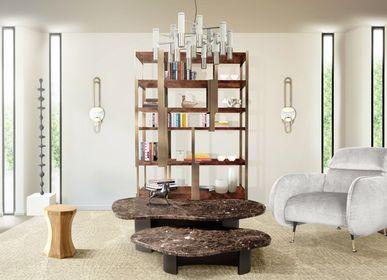 Bibliothèques - Caffeine Bookcase  - COVET HOUSE
