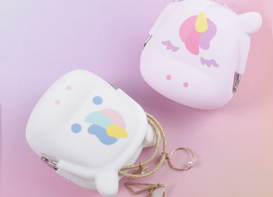 Clutches - mimi POCHI Friends Unicorn - P+G DESIGN