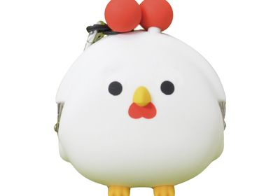 Bags / totes - 3D POCHI FRIENDS BIRD CHICKEN - P+G DESIGN