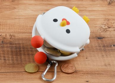 Clutches - 3D POCHI FRIENDS BIRD CHICKEN - P+G DESIGN