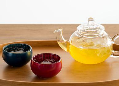 Art glass - tsubomi bowl S - HYAKUSHIKI