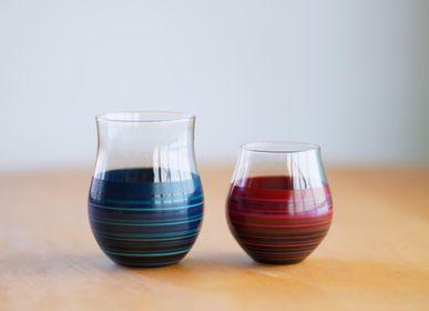 Art glass - Kumpu tumbler M - HYAKUSHIKI