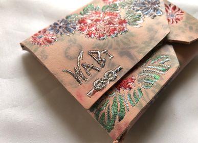 Leather goods - KASNE ORIGAMI PASS CASE - WABI
