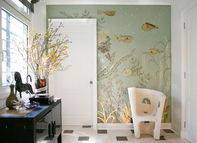 Other wall decoration - Underwater Jewels Wallpaper - LALA CURIO LIMITED