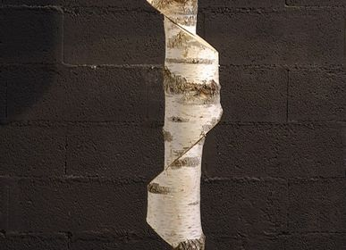 Layout - wooden floor lamp - DECO-NATURE