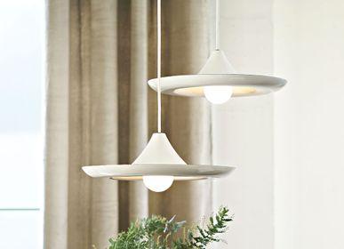 Office design and planning - CURL Pendant -hanging light - METROCS