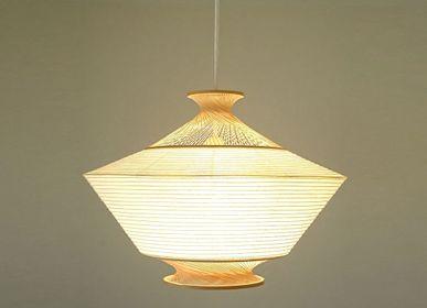 Objets design - Abat-jour Lanterne Japonaise en Papier - METROCS