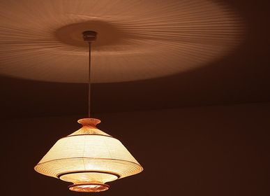 Design objects - Japanese Paper Lantern Shade - RON - METROCS