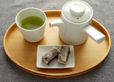 Tea and coffee accessories - Round AKITA L - TOMIOKA