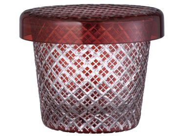 Chambres d'hotels - Futachoko Edo Kiriko Cut Glass Double Yarai - HIROTA GLASS MFG. CO., LTD.