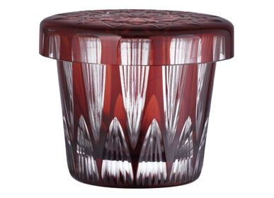 Chambres d'hotels - Futachoko Edo Kiriko Cut Glass Tsurara - HIROTA GLASS MFG. CO., LTD.