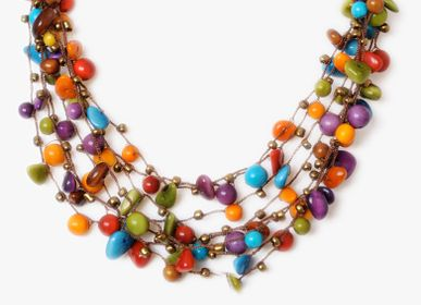Bijoux - Coliier Magda - TAGUA AND CO