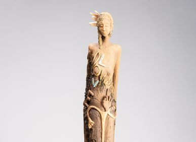 Sculptures, statuettes and miniatures - Annette Sculpture - FRENCH ARTS FACTORY