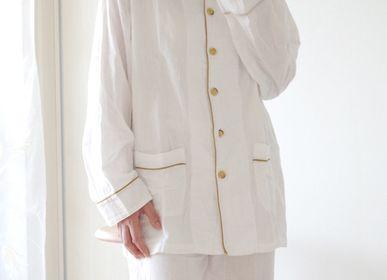 Homewear - Kyo Wazarashi Mensya gauze pajamas  - DAITOU SHINGU
