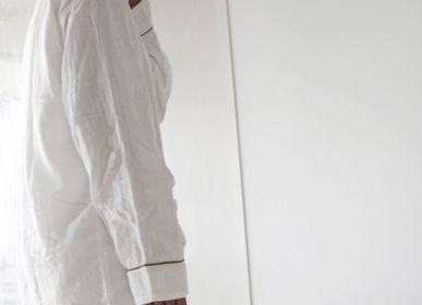 Sleapwear - Kyo Wazarashi Mensya gauze pajamas  - DAITOU SHINGU