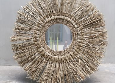 Other wall decoration - Mentari Wall Mirror - NYAMAN GALLERY BALI