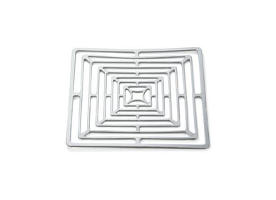 Design objects - Bendable basket - KAGO Square L - tin - NOUSAKU