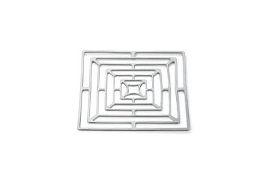 Design objects - Bendable basket - KAGO Square M - tin - NOUSAKU